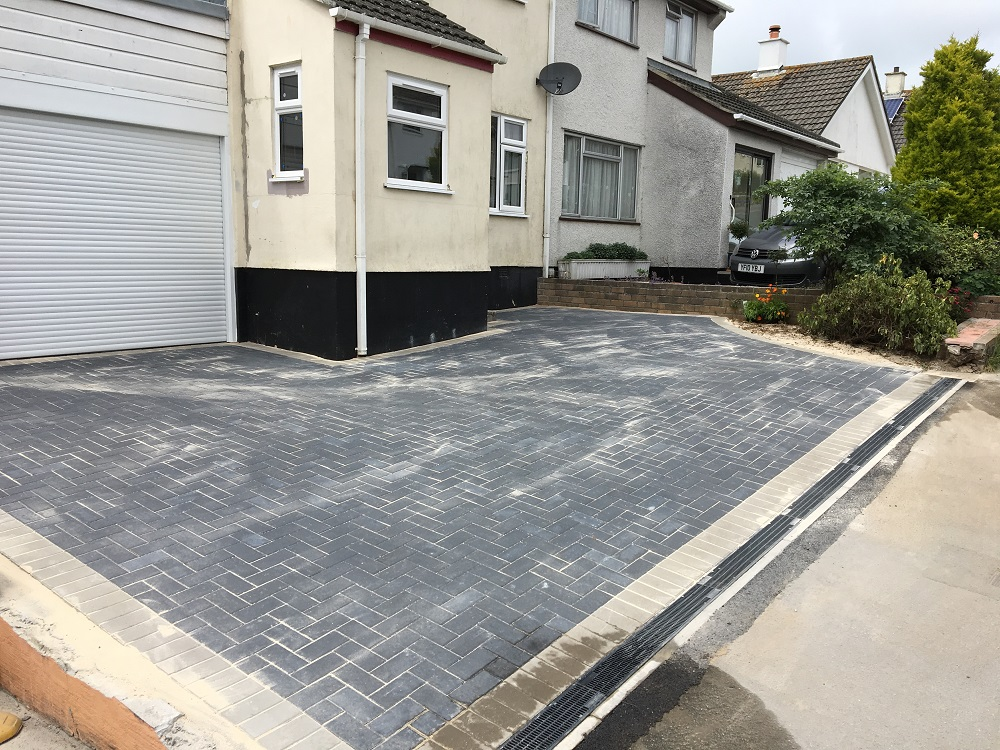 Block Paving Helston