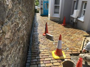 Falmouth Block Paving
